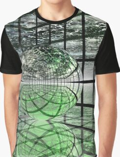 For The Sake of Appearance // The Jailed Orb Graphic T-Shirt