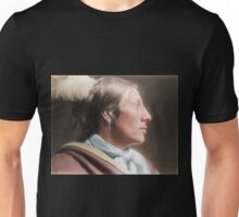 Amos Two Bulls about 1900 Unisex T-Shirt