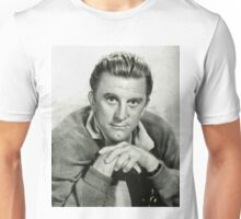 Kirk Douglas by MB Unisex T-Shirt