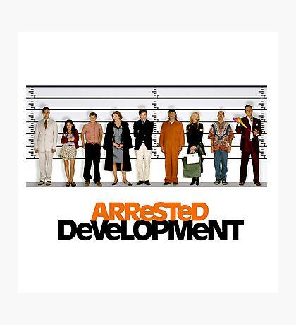 arrested development lineup Photographic Print