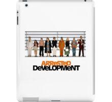 arrested development lineup iPad Case/Skin