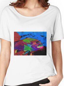 Colorful Women's Relaxed Fit T-Shirt