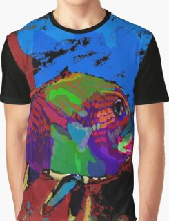 Colorful Graphic T-Shirt