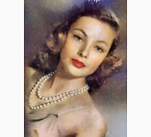Gene Tierney by MB Unisex T-Shirt