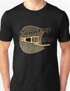 Country rust guitar T-Shirt