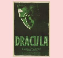 Bela Lugosi's Dracula  One Piece - Long Sleeve