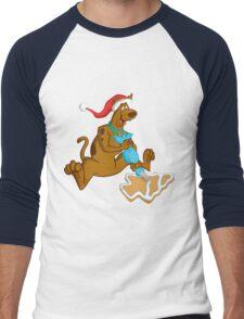 scooby doo Men's Baseball ¾ T-Shirt