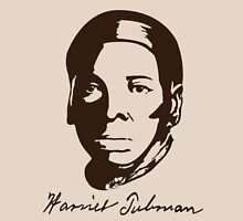 Harriet Tubman's T-shirt with Real Signature Women's Relaxed Fit T-Shirt