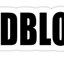 Mudblood Sticker