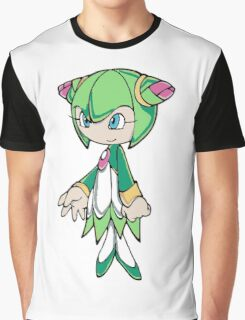 Cosmo the Alien Graphic T-Shirt