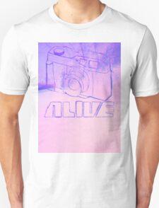 a95 olympus SIDE A Unisex T-Shirt