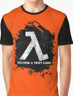 Sector C Graphic T-Shirt
