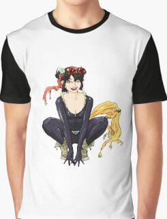 Le Chat Gitane Graphic T-Shirt
