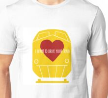 Trainers - Driver Unisex T-Shirt