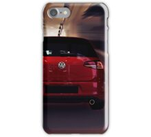 golf gti performance iPhone Case/Skin