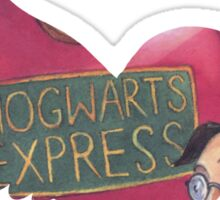 Harry Potter and the Philosopher's Owl Sticker