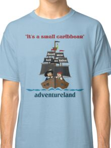 it's a small caribbean Classic T-Shirt