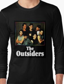 The Outsiders Movie Long Sleeve T-Shirt