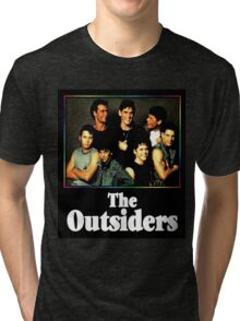 The Outsiders Movie Tri-blend T-Shirt