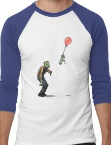 zombie Men's Baseball ¾ T-Shirt