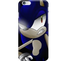 Dark Sonic iPhone Case/Skin