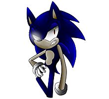 Dark Sonic Photographic Print