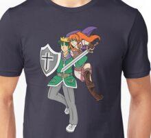 Hero's Matthew and Amelia Unisex T-Shirt