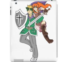 Hero's Matthew and Amelia iPad Case/Skin