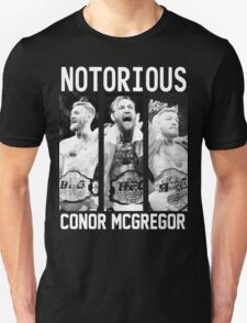 Conor McGregor Champion [FIGHT CAMP] Unisex T-Shirt