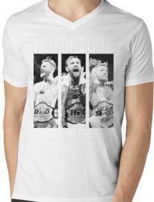Conor McGregor Champion [FIGHT CAMP] Mens V-Neck T-Shirt