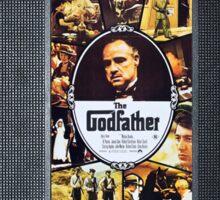 The Godfather vhs case 2 Sticker