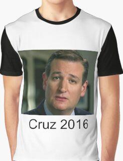 Cruz Graphic T-Shirt
