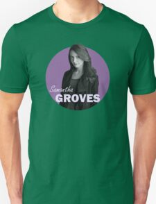 Samantha Groves A.K.A. Root - Person of interest Unisex T-Shirt