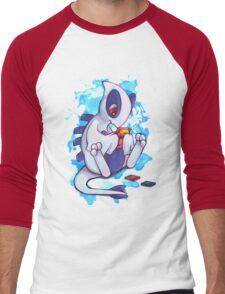 Gamer Lugia Men's Baseball ¾ T-Shirt