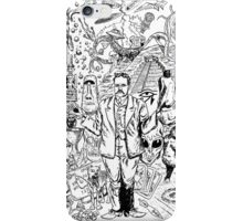 Charles Fort iPhone Case/Skin