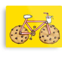 Cookie Cruiser Metal Print