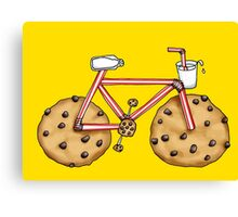 Cookie Cruiser Canvas Print