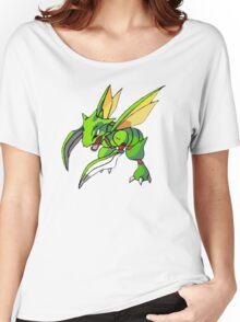Shiny Scyther Women's Relaxed Fit T-Shirt