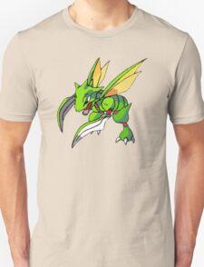 Shiny Scyther Unisex T-Shirt