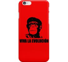 Viva la Evolucion iPhone Case/Skin