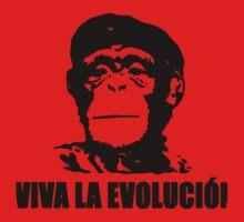Viva la Evolucion Kids Tee