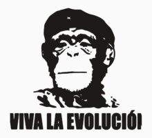 Viva la Evolucion Baby Tee