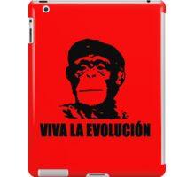 Viva la Evolucion iPad Case/Skin