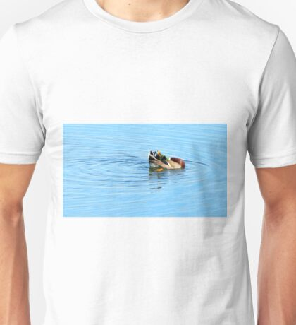 Water Acrobatics Unisex T-Shirt