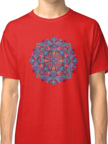 Folk mandala Classic T-Shirt