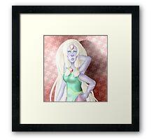 Opal Framed Print