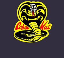 the kungfu kid cobra kai dojo logo Unisex T-Shirt
