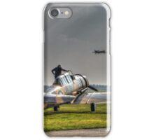 Last Flight iPhone Case/Skin