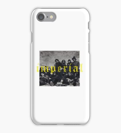 imperial denzel curry iPhone Case/Skin