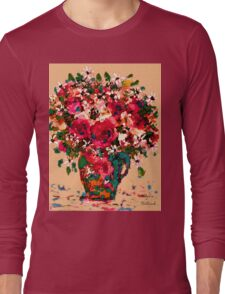 Garden Bouquet Long Sleeve T-Shirt